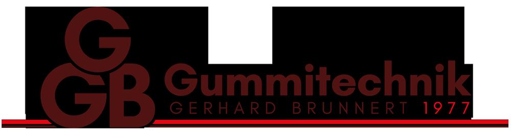 Logo – Gummitechnik Gerhard Brunnert